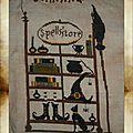 Tête à tête ... spell's store # 24
