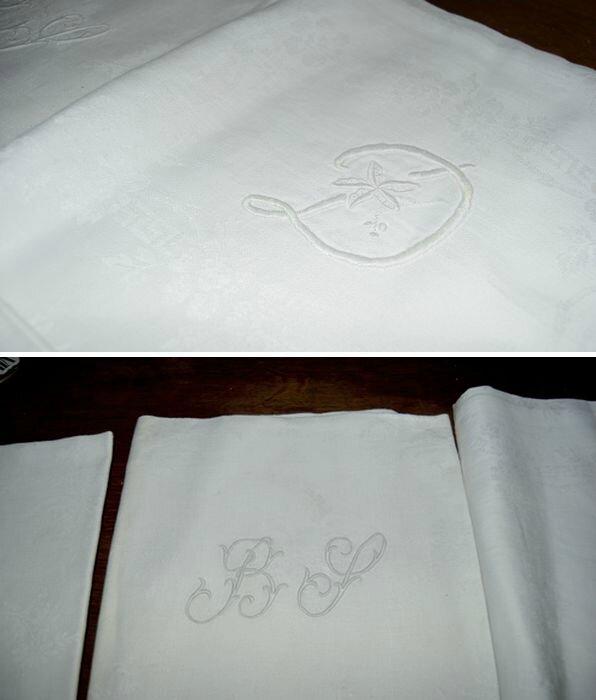 Zoom serviettes