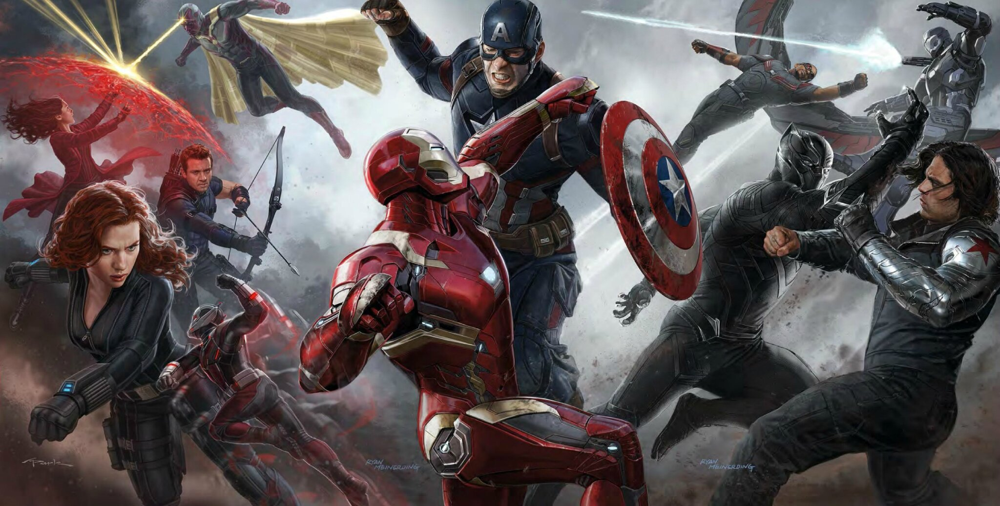 Captain America - Civil War et les superhéros égoïstes