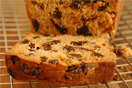 Cake facile aux raisins secs_4