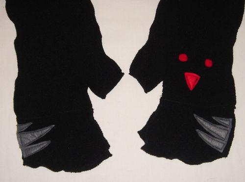 mitaines chat noir de la nuit_endroit