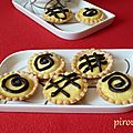 Mini-tartelettes au citron