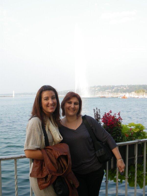 Les belles gonzesses à Genève