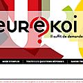 Eurêkoi – quand les bibliothécaires répondent directement aux internautes