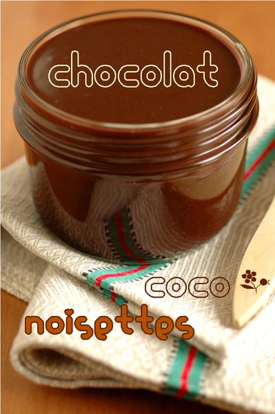 Pâte à tartiner choco-coco-noisettes_2