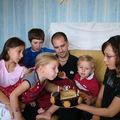 Papa's birthday!
