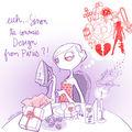 Saint valentin...