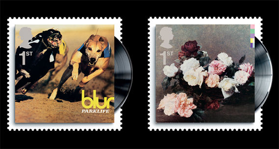 Blur_Park_Life_New_Order_Timbres_Stamps