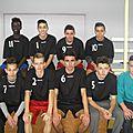 Finale Départementale FUTSAL Cadets 5 Mars 2014