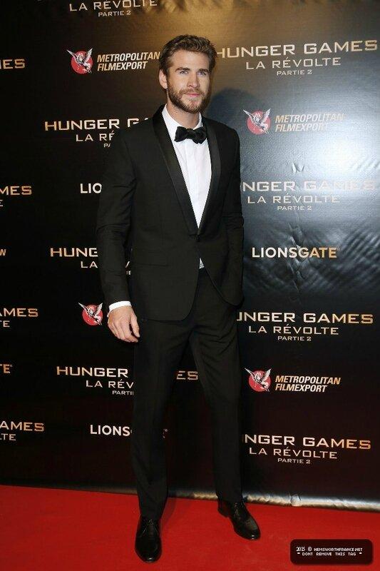 Hunger Games Mockingjay Part 2 Paris Premiere 04