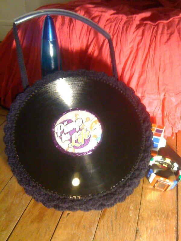 pimp ta life vinyl (3)