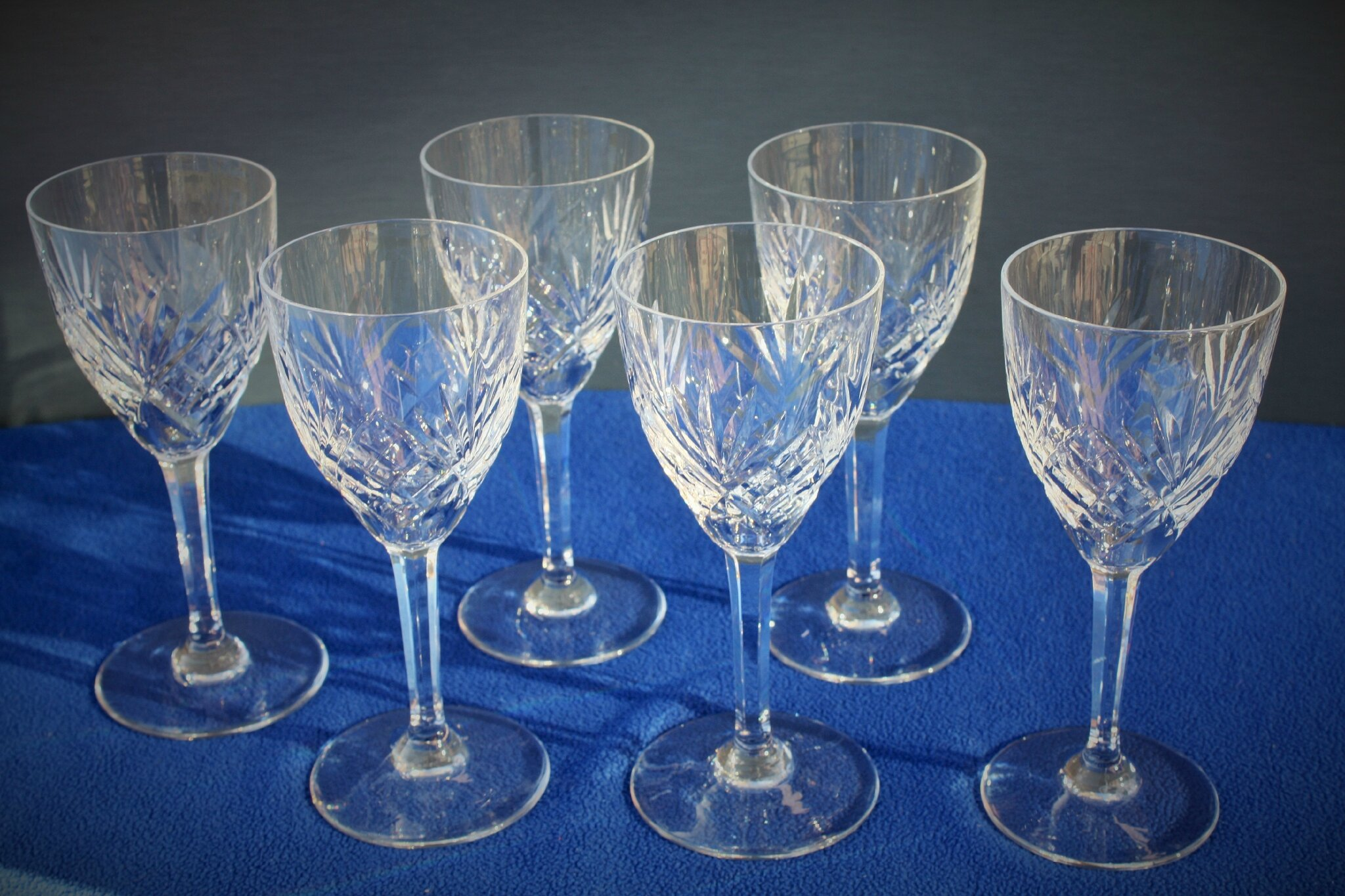 Service saint louis chantilly antiques20 me - Verre saint louis prix ...