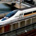 Shinkansen 700 'Rail Star' en filé
