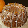 Babka piaskowa pomaranczowa- gâteau polonais à l'orange