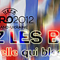Ce soir : Quart de finale de l'Euro 2012