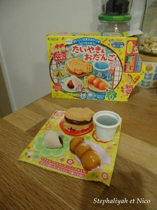 Kit kracie bonbons japonais - 8
