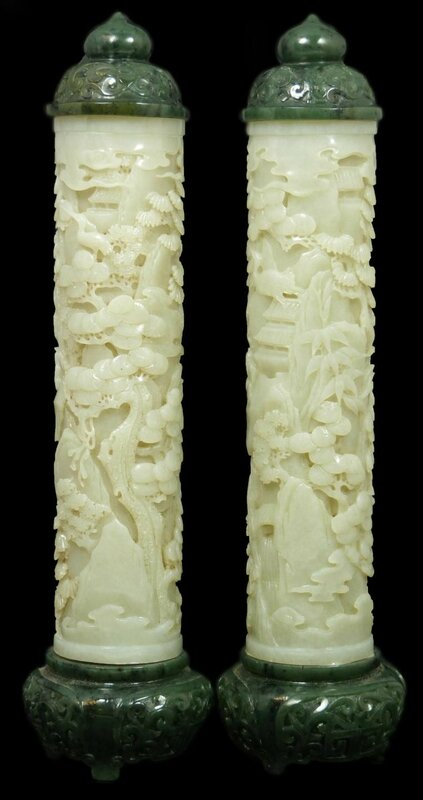 Chinese carved coral guan yin sculpture sells for