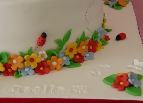 Gâteau anniversaire Nîmes