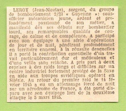 leroy 32839242
