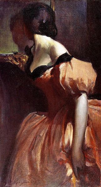 John-White-Alexander-Fancy-Dress 1894-95