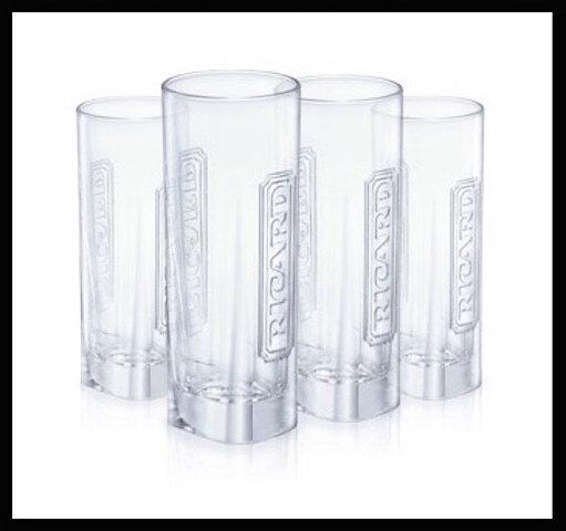 ricard verres tubo