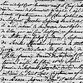 Lenferna de la Resle Gabriel André_Décès 5.10.1769
