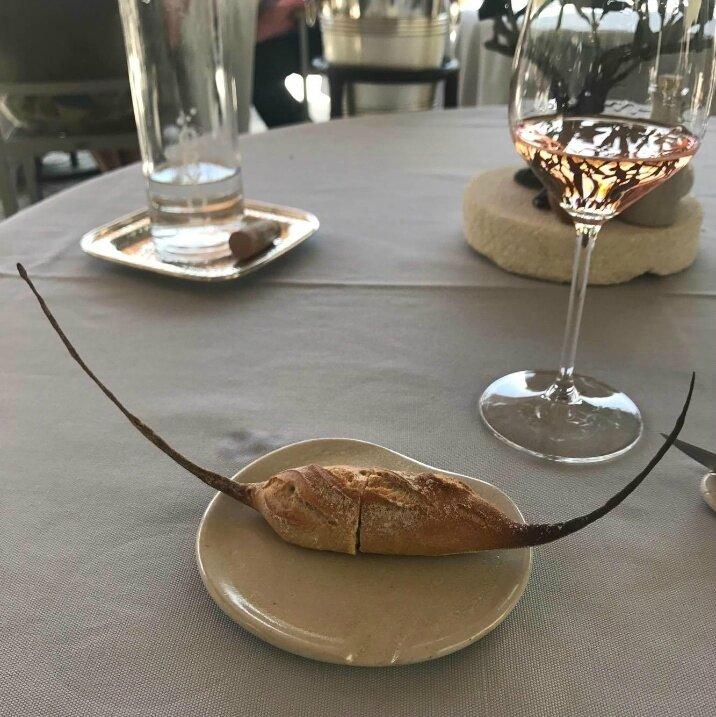 Les pains de L'Oustau de Baumanière (3)