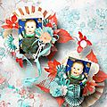 Meant to be - Kit by Ilonkas Scrapbook Designs