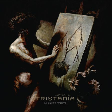 TRISTANIA Darkest White cover