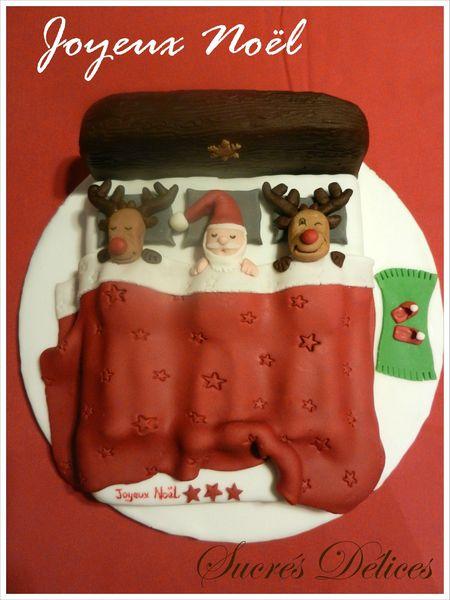 gâteau pèrenoël 1