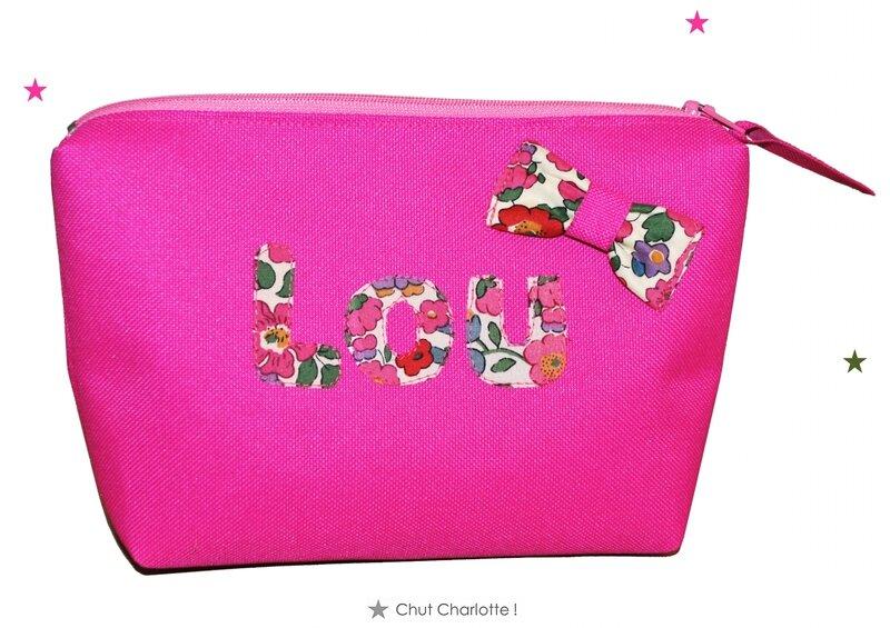 Trousse Toilette Rose Chut Charlotte (1)