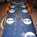 Table de reveillon