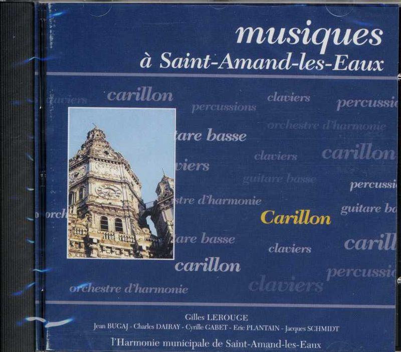 Musiques à Saint-Amand-les-Eaux