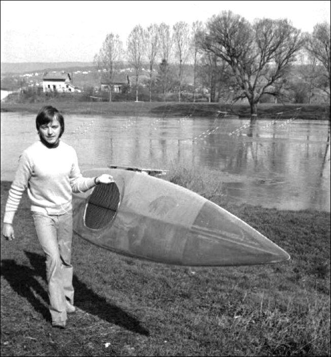 1974- Claude Peschier et le bouchon par F Allemann