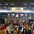 La scène Kitsune et ses cosplay libres