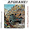 B.& m. vétérans de l'afghanistan