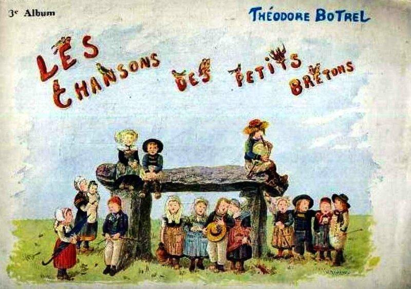 Botrel chansons des petits bretons