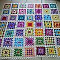 Confetti quilt ...48 blocs