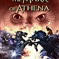 The mark of athena [the heroes of olympus #3] de rick riordan