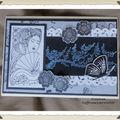 Carte japonisante