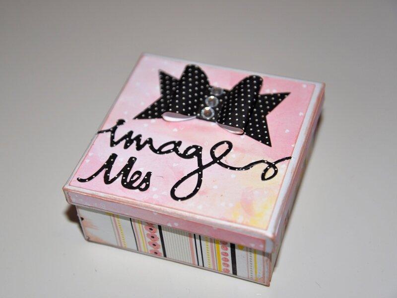 boîte à images