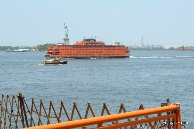 Bon plan à New York : le ferry de Staten Island