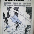 Guerre dans le cosmos (in Comics 130 - Marvel 1974)