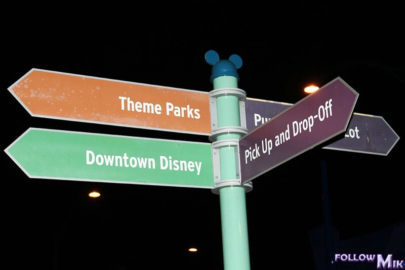 DownTown Disney sign