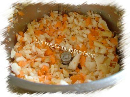 Soupe de pommes de terre 2