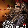 Céline landressie, la floraison, rose morte, tome 1