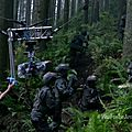 Tournage de War For The Planet Of The Apes