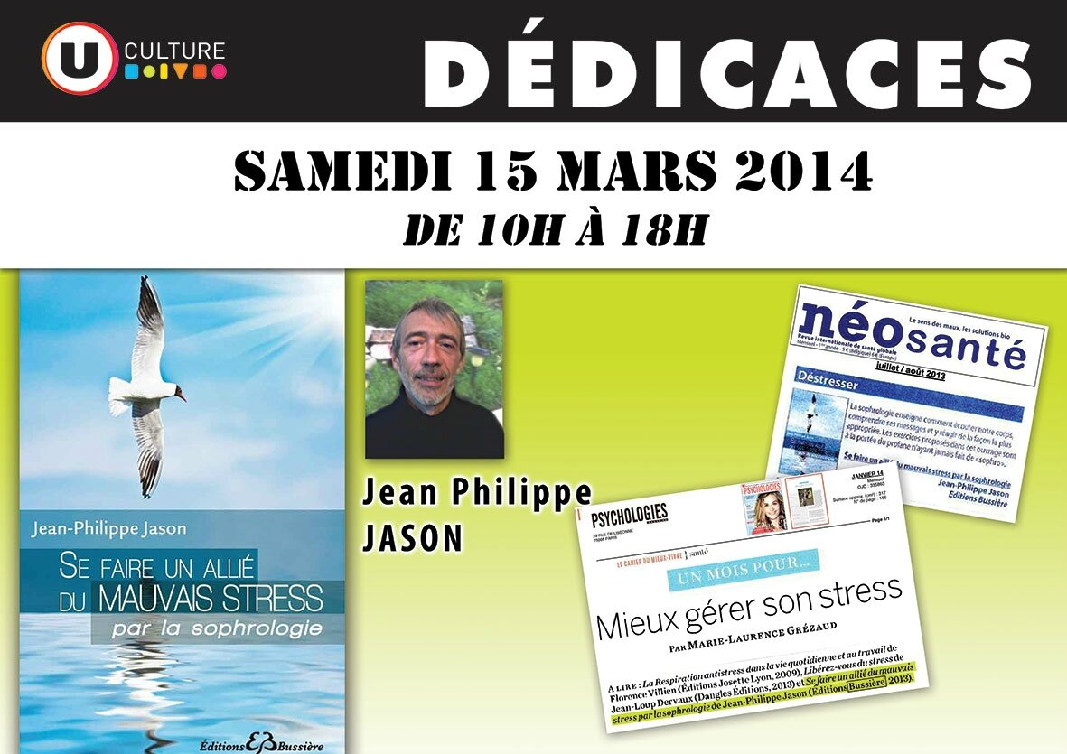 A la librairie U-Culture RN7 83470 Saint Maximin