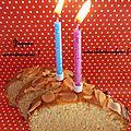 Un anniversaire, ça se fête, et ça commence en cuisine !