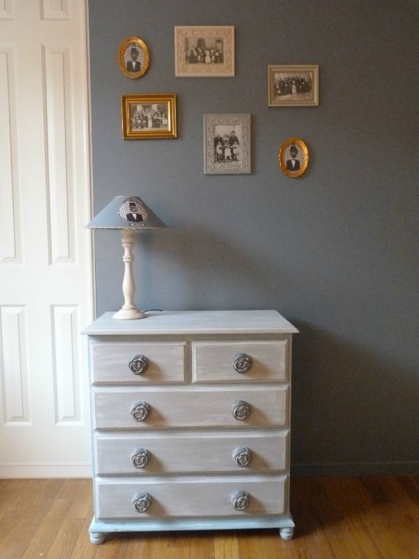 Commode en pin relook e decor 39 in id es conseils for Meuble antique a donner